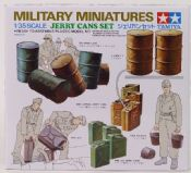 Tamiya 35026 Jerry Cans Set